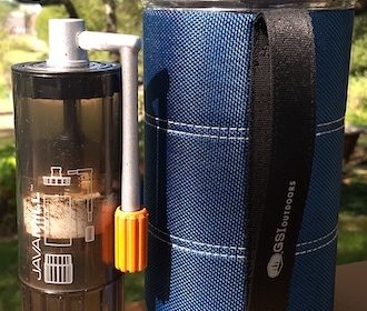 GSI Outdoors JavaPress and JavaMill  Review